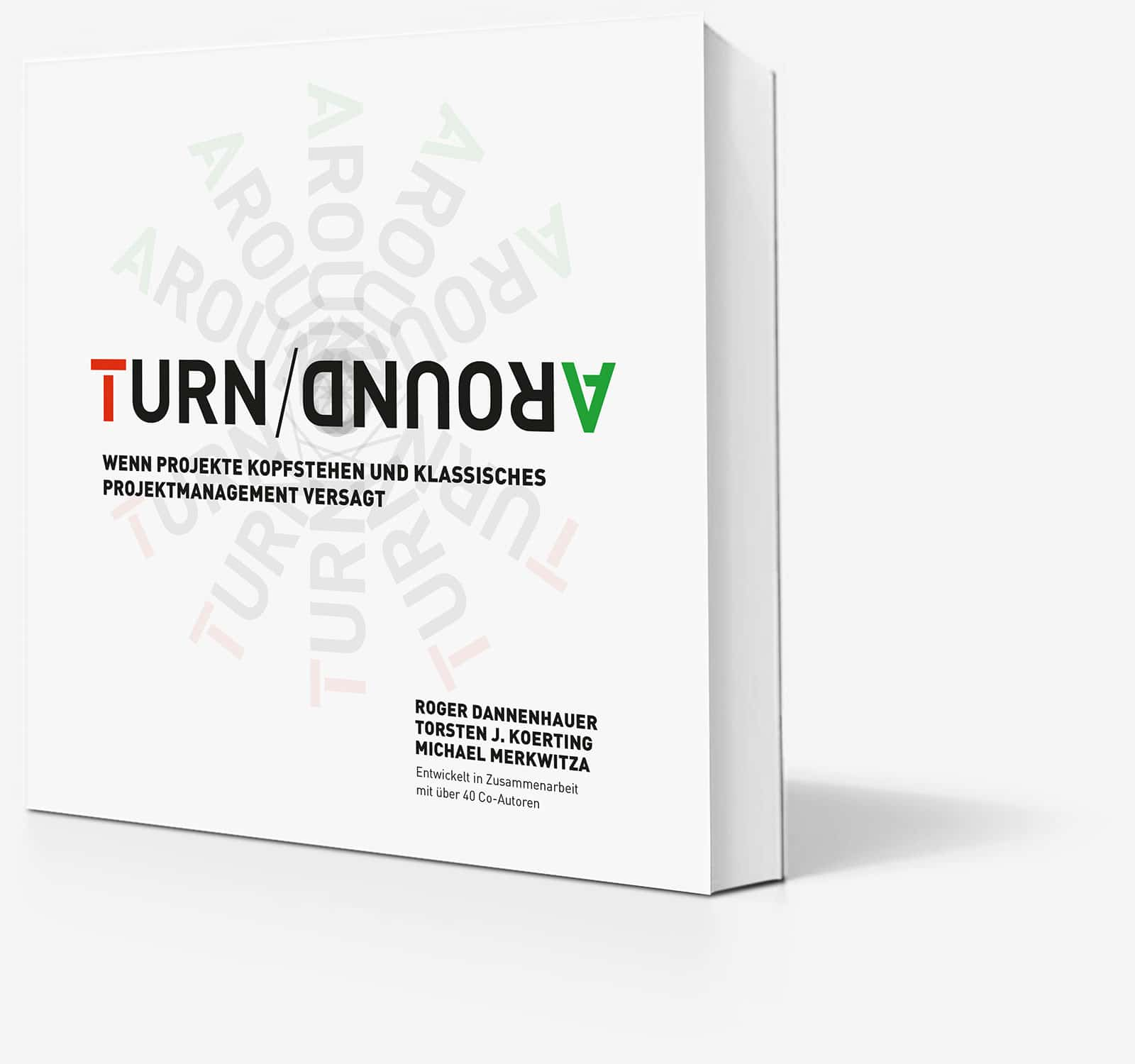 Torsten J Koerting Turn Around Projektmanagment Buch