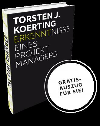 Torsten J Koerting Erkenntnisse eines Projektmanagers
